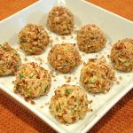Pecan Turkey Bites Appetizer