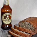 Banana Bread with Wells Banana Bread Beer