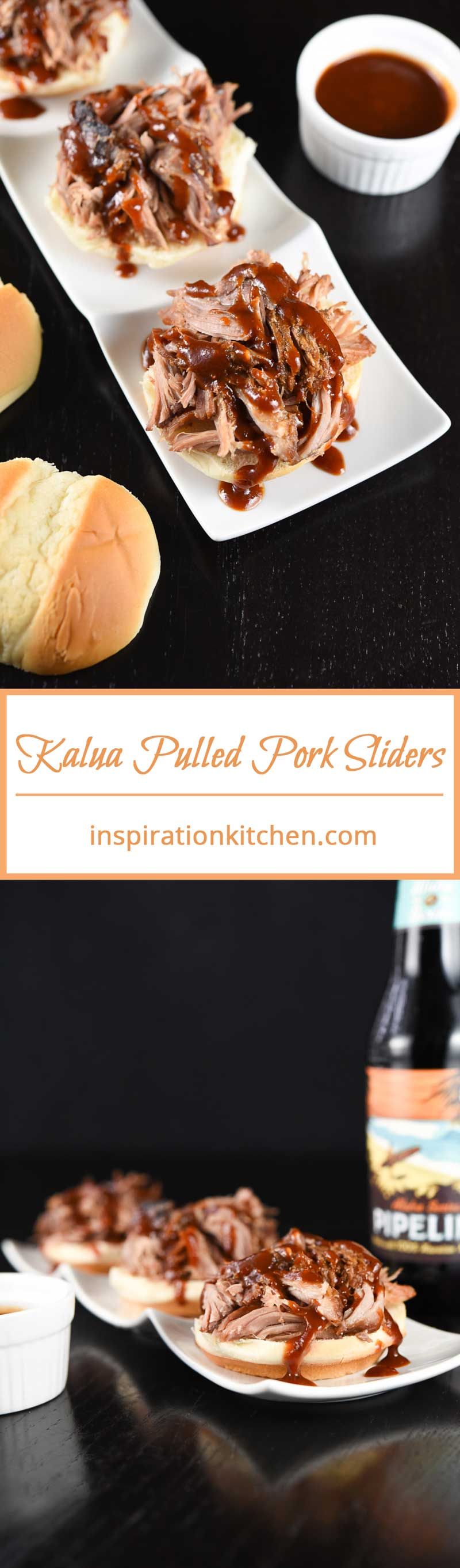 Kalua Pulled Pork Sliders | Inspiration Kitchen