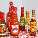 Photo Shoot Friday – Hot Sauce Explosion