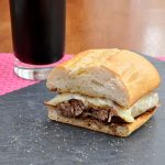 Stout French Dip with Au Jus