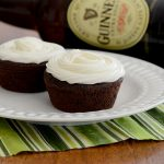 Chocolate Stout Cupcakes with Cream Cheese Frosting | Inspiration Kitchen