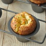 Gruyere Cheese & Chive Popovers