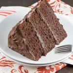 Chocolate Stout Chocolate Cake