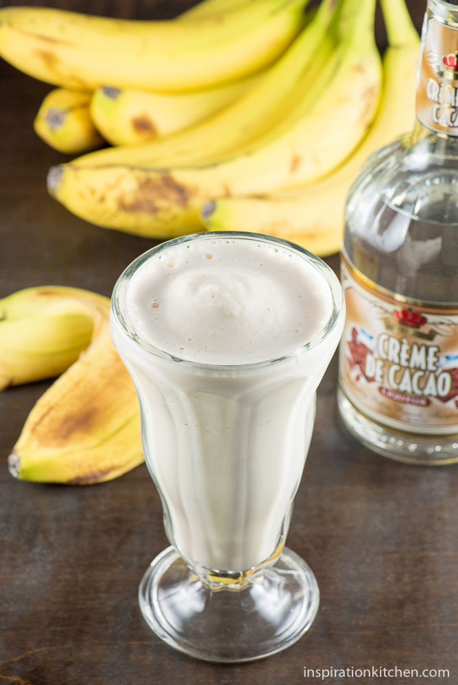 Dirty Banana Cocktail - inspirationkitchen.com