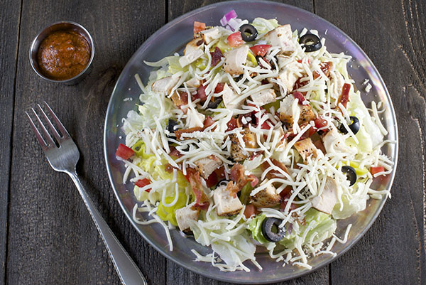 5 Alarm BBQ Chicken Salad | Inspiration Kitchen