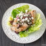 Grilled Chicken Sandwich Kalamata Tapenade | Inspiration Kitchen