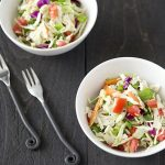 Honey & Jalapeno Coleslaw
