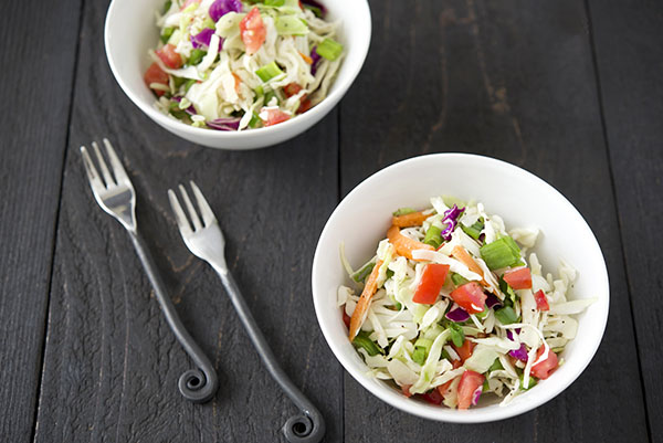 Honey Jalapeno Coleslaw | Inspiration Kitchen