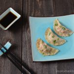 Spicy Pork Pot Stickers