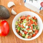 Tequila Spiked Salsa | Inspiration Kitchen