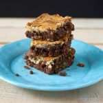Chocolate Chip Cream Cheese Brownies:  Not!  The Un-Recipe Post