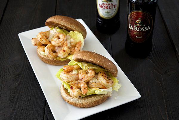 Shrimp Sliders Celery Mayo | Inspiration Kitchen