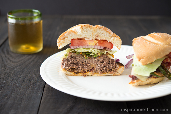 3 Chili Pepper Burger 02 | Inspiration Kitchen