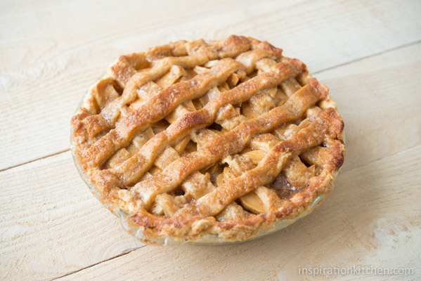 Caramel Apple Pie | Inspiration Kitchen
