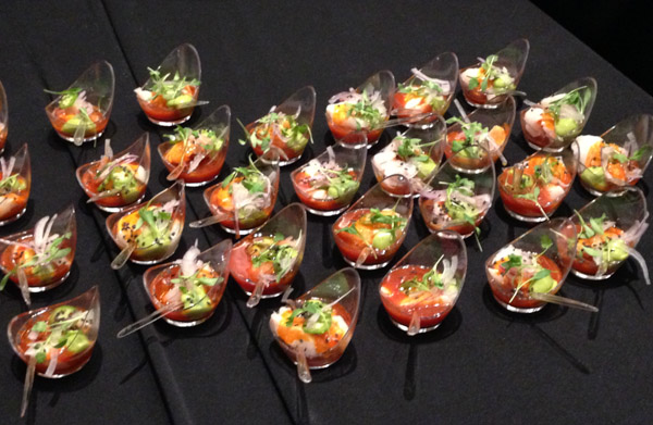 Ceviche IFBC 2013 | Inspiration Kitchen