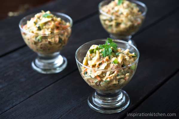 Chipotle Coleslaw | Inspiration Kitchen