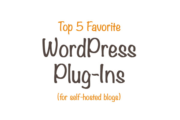 Top 5 Favorite WordPress Plugins | Inspiration Kitchen
