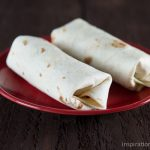 Easy One Skillet Breakfast Burritos (for the freezer!)