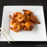 Spicy Horseradish Shrimp