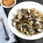 Spicy Clams Italiano