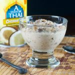 Coconut Raisin Sorghum {Rice} Pudding