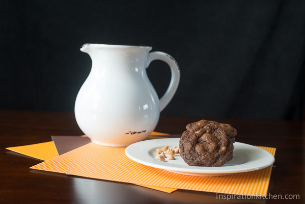 Peanut Butter Chip Chocolate Cookies 01 | Inspiration Kitchen