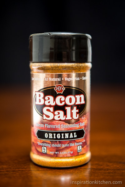Bacon Salt | Inspiration Kitchen