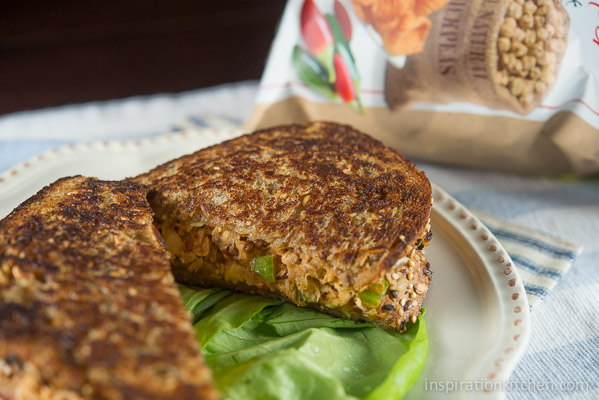 Chipotle Ranch Tuna Salad Sandwich | Inspiration Kitchen-4300