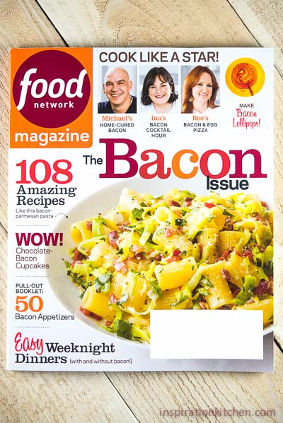 Food Network Bacon Issue 01 | Inspiration Kitchen