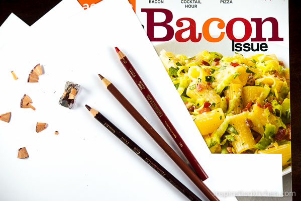 Food Network Bacon Issue 03 | Inspiration Kitchen