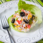 Imitation Crab Salad