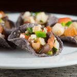 Low-Fat Skinny Shrimp Salsa