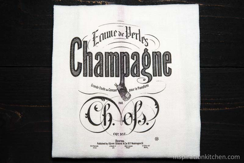 McClister Designs French Tea Towels Etsy | Inspiration Kitchen-7228