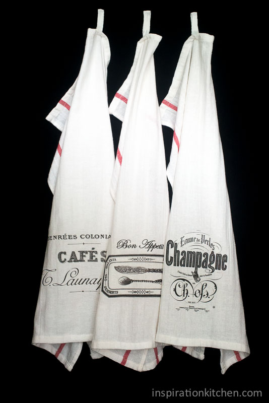 McClister Designs French Tea Towels Etsy | Inspiration Kitchen-7408
