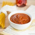 Spicy Marinara Sauce - Inspiration Kitchen