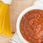 Spicy Marinara Sauce - inspirationkitchen.com