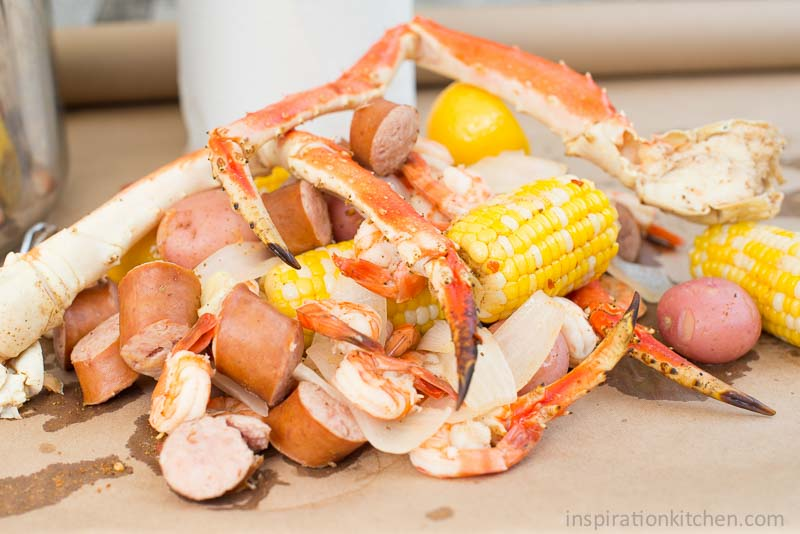 Low Country Boil 06 | Inspiration Kitchen