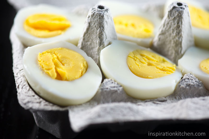 Perfect Hard Boiled Eggs | Inspiration Kitchen