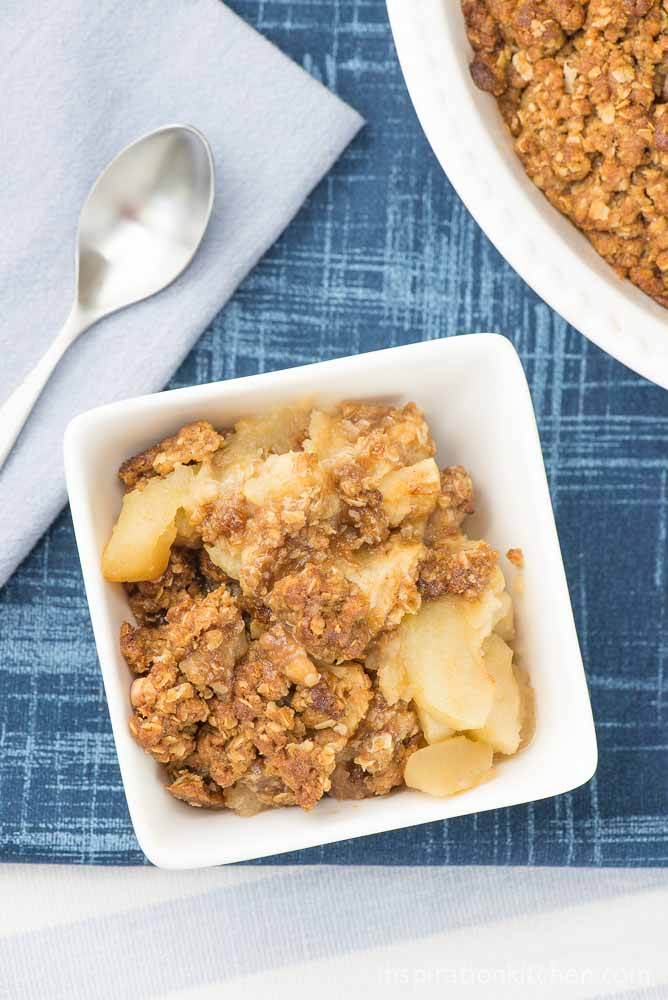 Apple Crisp | Inspiration Kitchen