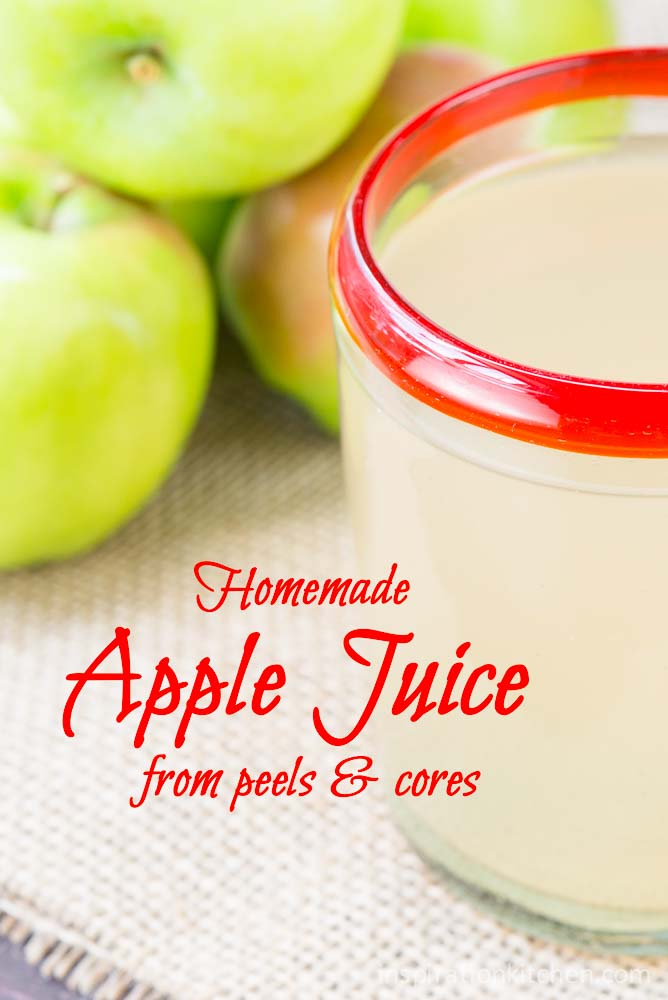 Apple Juice | Inspiration Kitchen