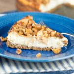 Apple Walnut Cheesecake | Inspiration Kitchen