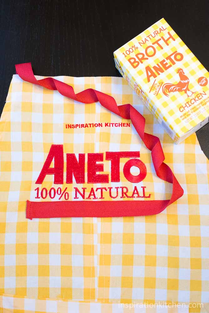 IFBC 2014 Aneto Apron | Inspiration Kitchen
