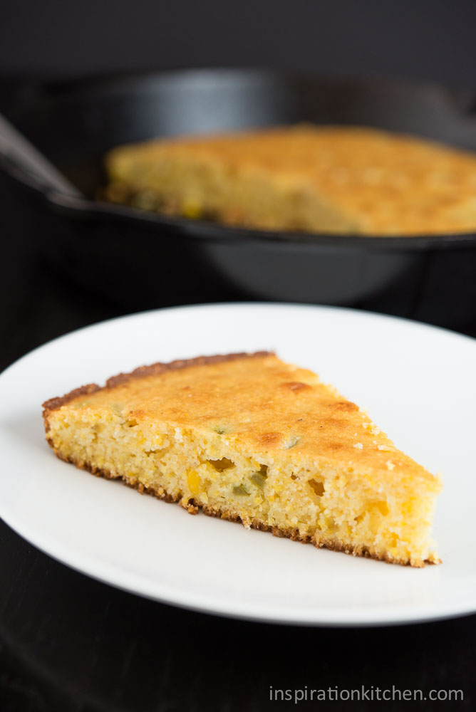 Jalapeno Cornbread | Inspiration Kitchen