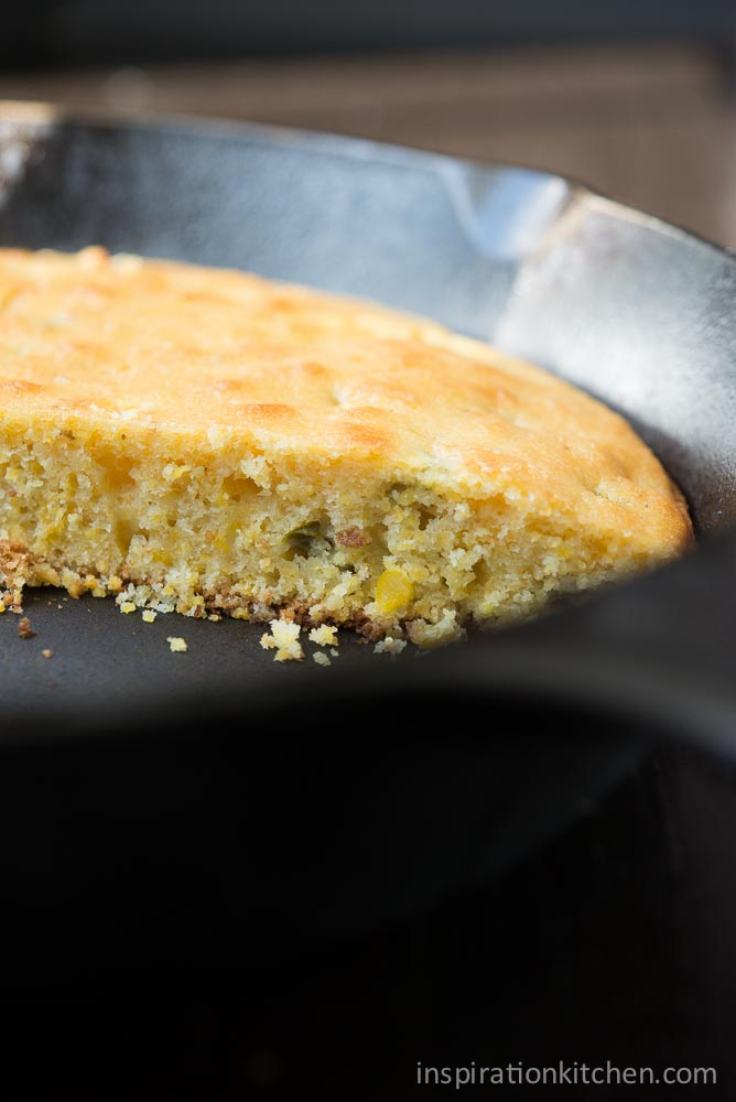 Jalapeno Cornbread 05 | Inspiration Kitchen