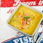 Smoked Salmon Chowder | Inspiration Kitchen