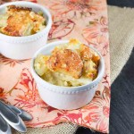 Three Cheese Scalloped Potatoes | Inspiration Kitchen