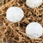Mexican Wedding Cookies | Inspiration Kitchen
