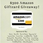 $300 Amazon Giftcard Giveaway | Inspiration Kitchen