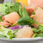 Florida Grapefruit Smoked Salmon Salad | Inspiration Kitchen